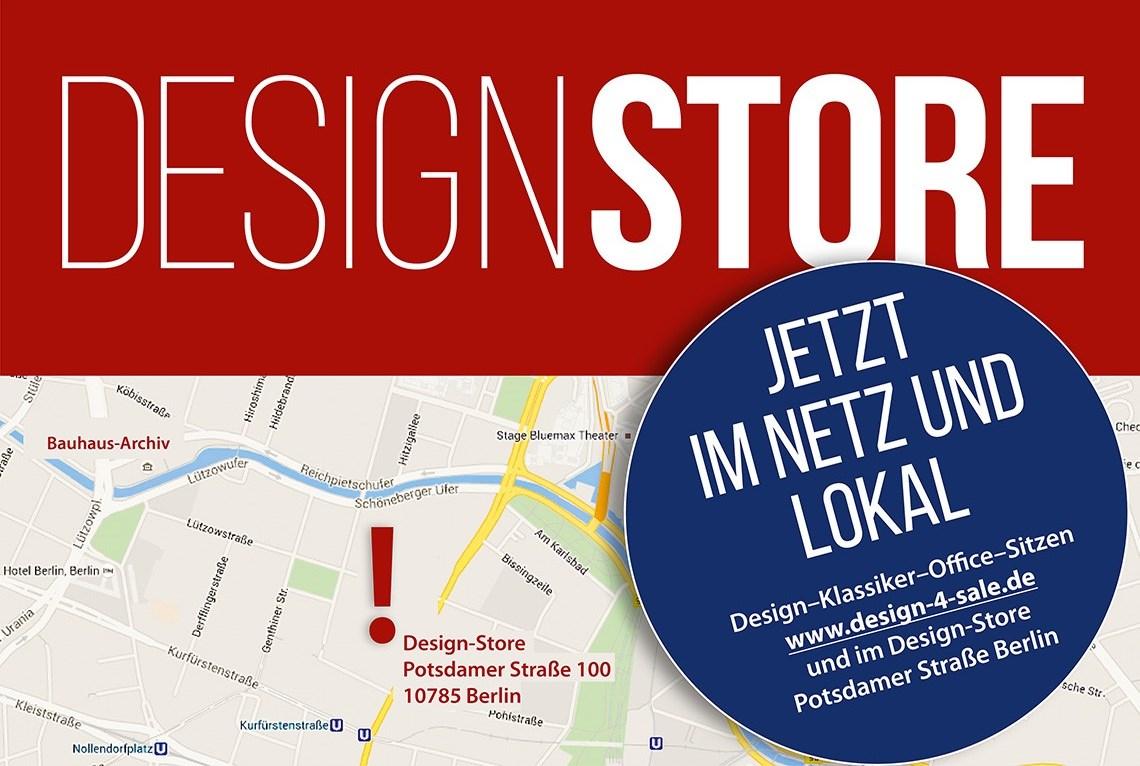 Eröffnung des Berliner Design-Store