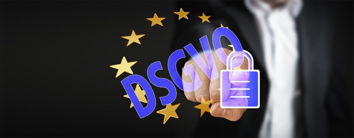 DSGVO seit Mai 2018 in Kraft getreten