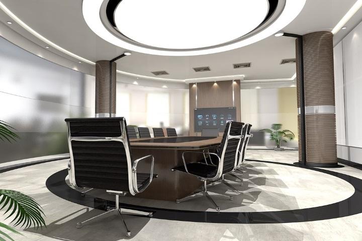 Schön Arbeitsplatz Büroeinrichtung Impression
