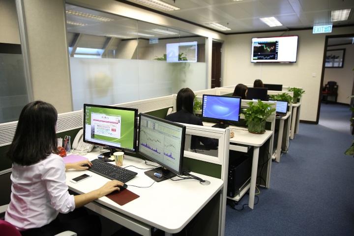 Büroeinrichtung design  Büroeinrichtung professionell & effizient einrichten