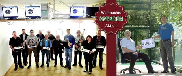 office-4-sale Weihnachtsspendenaktion bis 24.12.13!