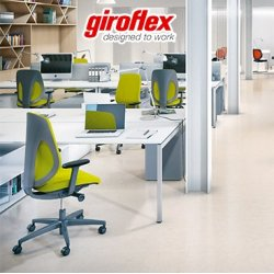 Fachhandelspartner: Giroflex & office-4-sale