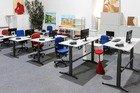 Büromöbel Standort Mühlenbeck bei Berlin - Impression 02