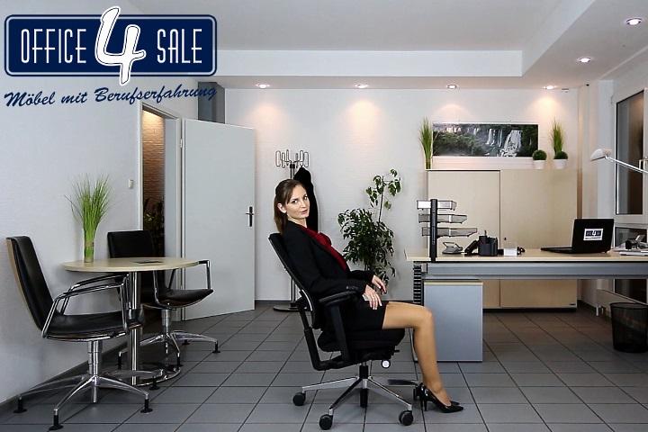 Den Anpressdruck beim Bürostuhl richtig einstellen