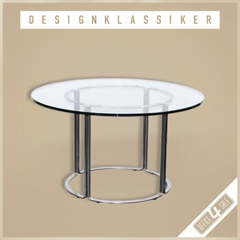 Glastisch Dining Table von Kill International